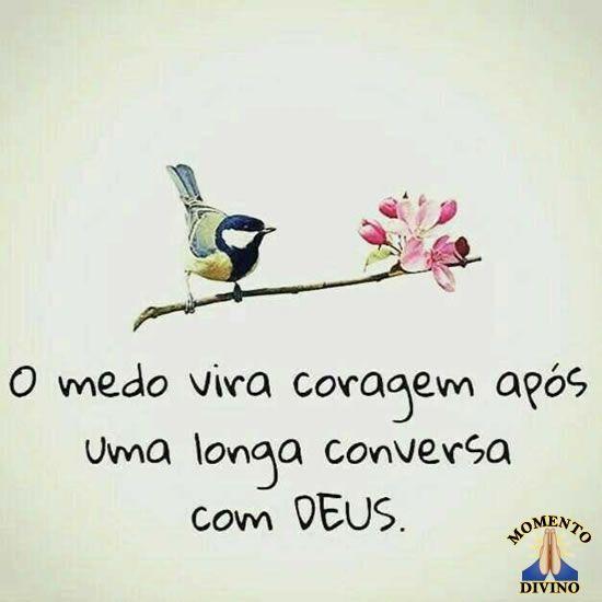 Conversa com Deus
