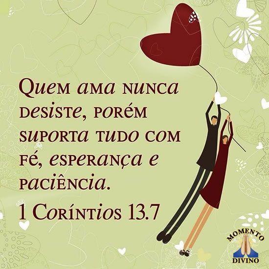 Coríntios 13.7