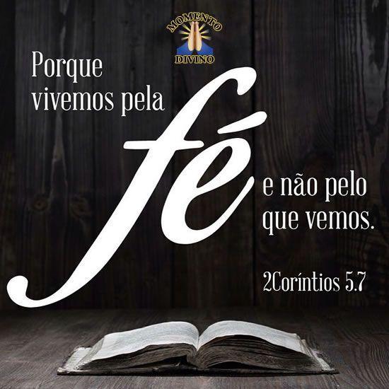 Coríntios 5.7