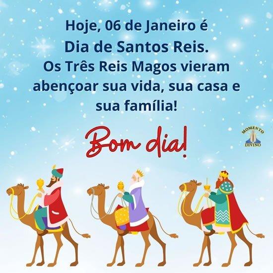 Dia de Santos Reis