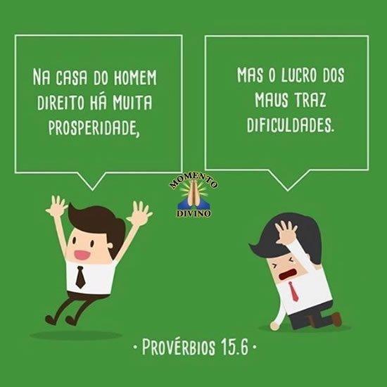 Provérbios 15.6
