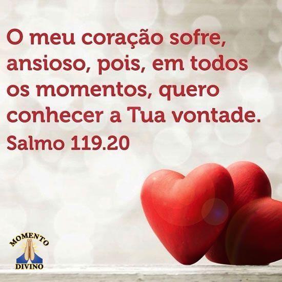 Salmo 119.20