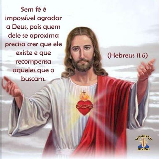 Hebreus 11.6