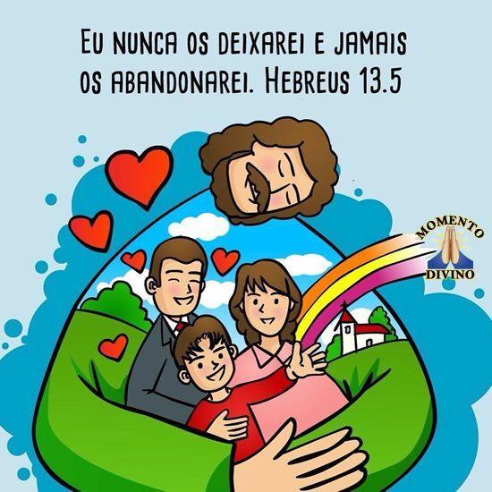 Hebreus 13.5