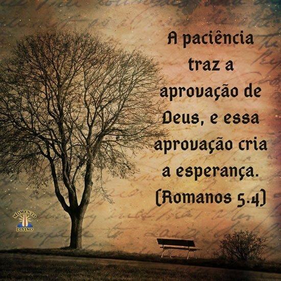 Romanos 5.4