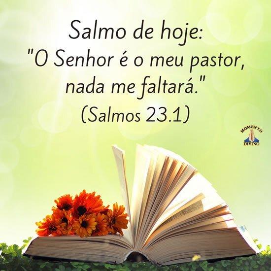 Salmo de Hoje