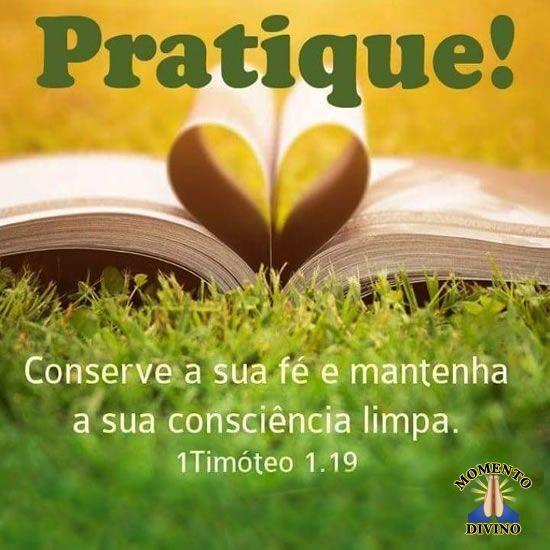Timóteo 1.19