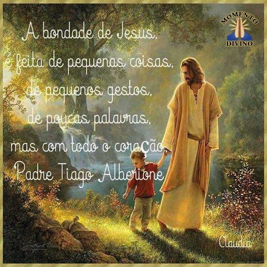 A bondade de Jesus