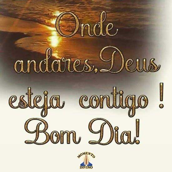 Deus esteja contigo