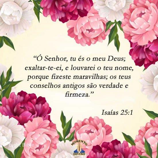 Isaías 25.1