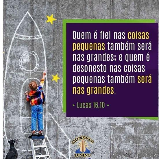 Lucas 16.10