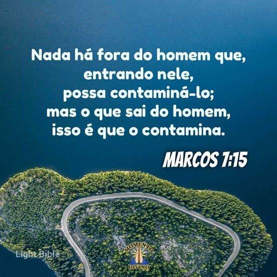 Marcos 7.15