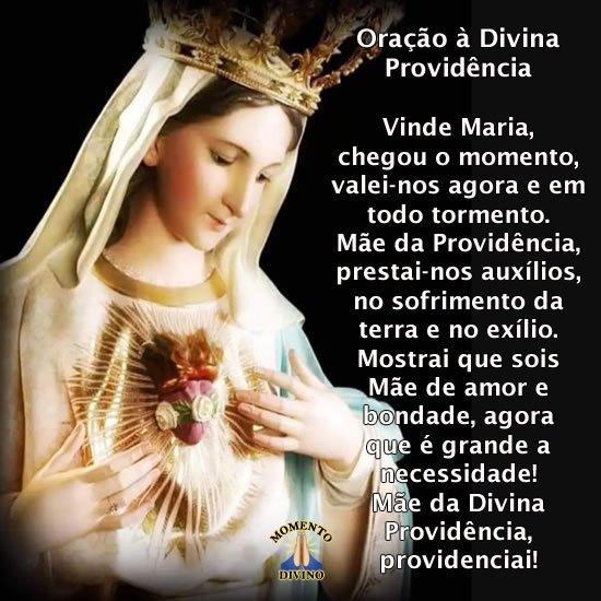 Oração à Divina Providência