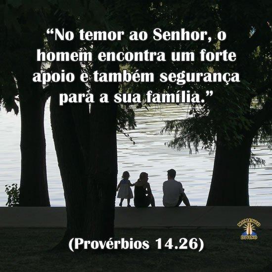 Provérbios 14.26