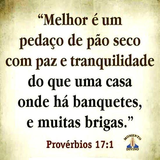 Provérbios 17.1