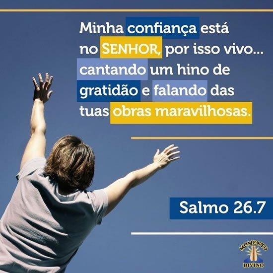 Salmo 26.7