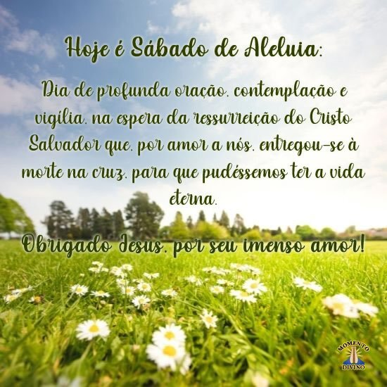 Sábado de Aleluia