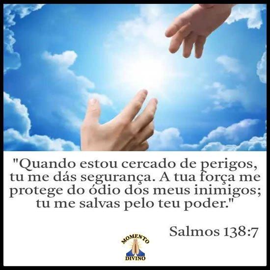 Salmos 138.7