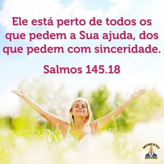 Salmos 145.18