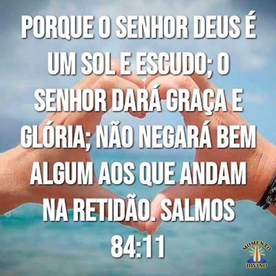 Salmos 84.11