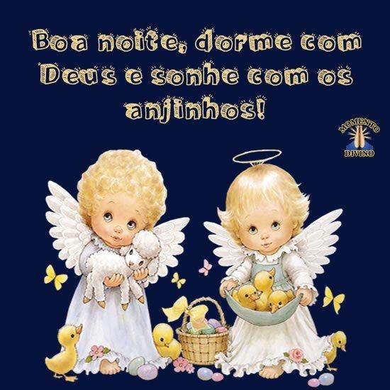 Sonhe com os anjinhos