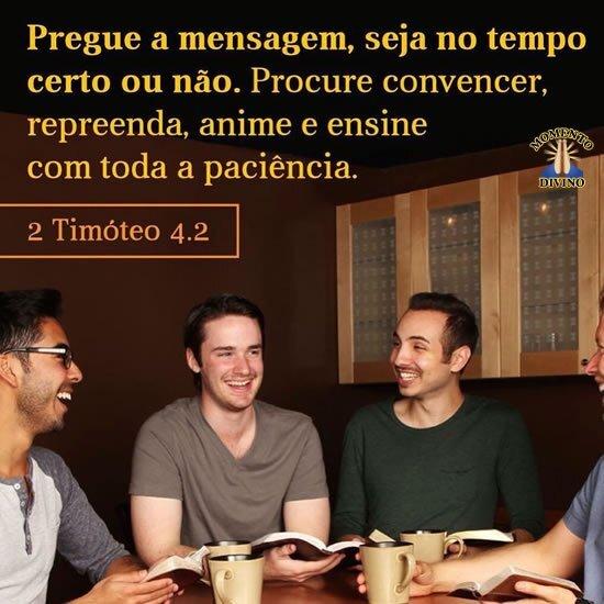 Timóteo 4.2